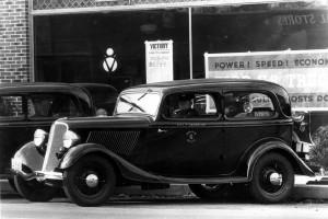 1933 CPD Car