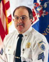 Sgt Jake Moretti