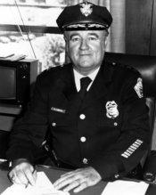 Chief George J. Coffee:  1968 - 1976