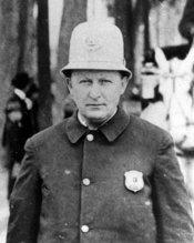 Chief Patrick Trainor:  1909 - 1910