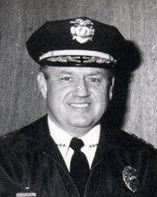 Chief Thomas Harrington: 1983 - 1986
