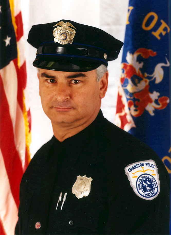 In Memoriam   Cranston Police Department Retirees Association